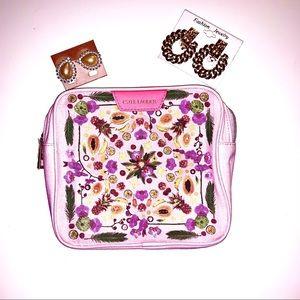🌟NWOT Estée Lauder fruits print Cosmetic bag